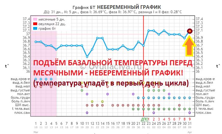 Температура на 3 день после овуляции. Какая базальная температура после овуляции, если произошло оплодотворение
